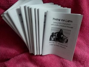 finding the light gospel tracts photo