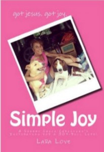 SIMPLE JOY - Book Cover