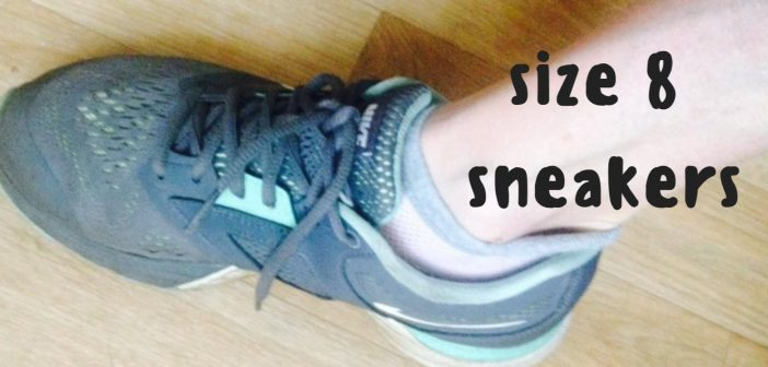 size 8 sneakers
