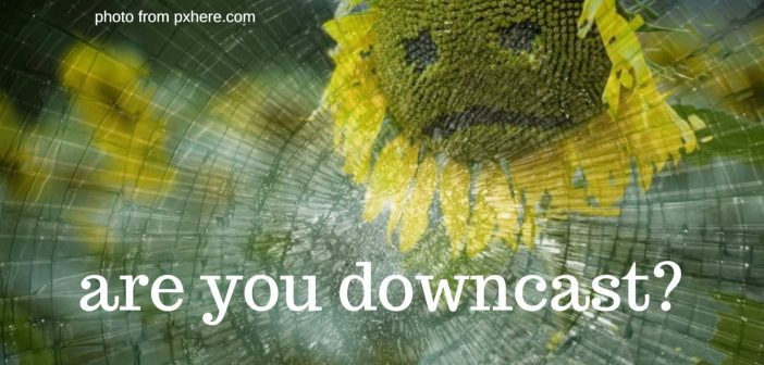 are you downcast