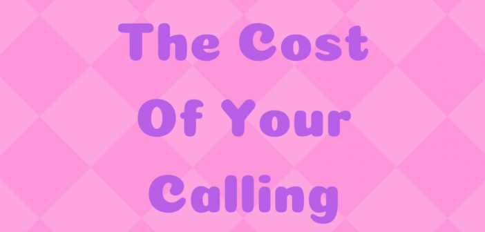 cost of your calling