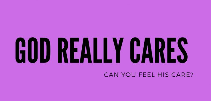 god really cares