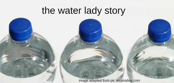 water lady story