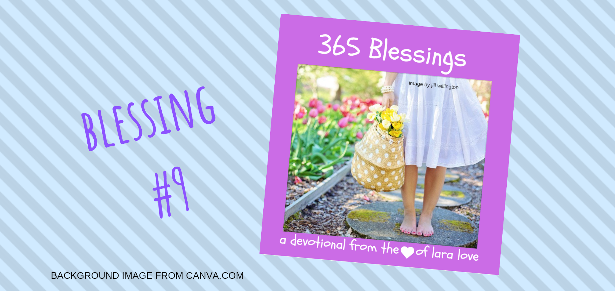 860f5c9daa7 365 Blessings: Blessing #9   Walk by Faith Ministry