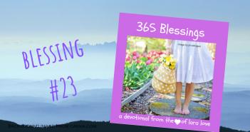 blessing 23