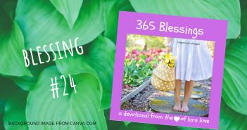 blessing 24