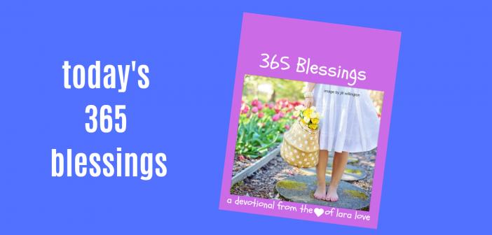 Latest 365 BLESSINGS