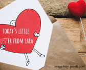 Latest Little Letter from Lara