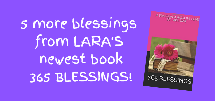 365 BLESSINGS BOOK GRAPHIC MORE BLESSINGS